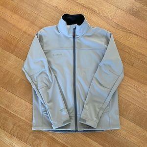 Simms Windstopper soft shell jacket size S